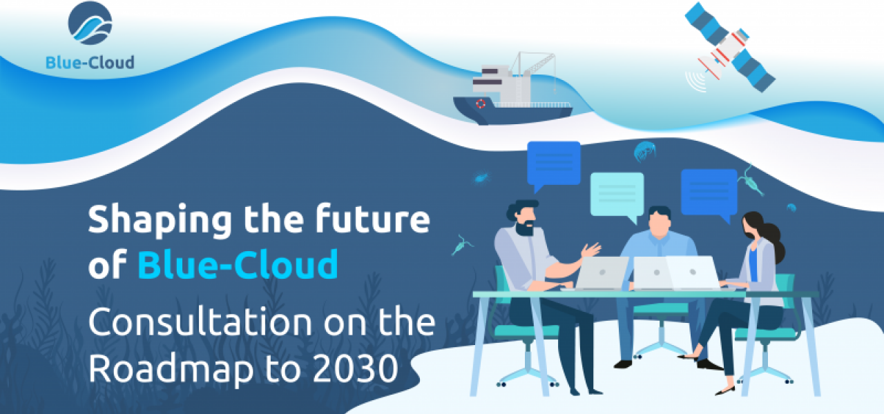 Shaping the future of Blue-Cloud